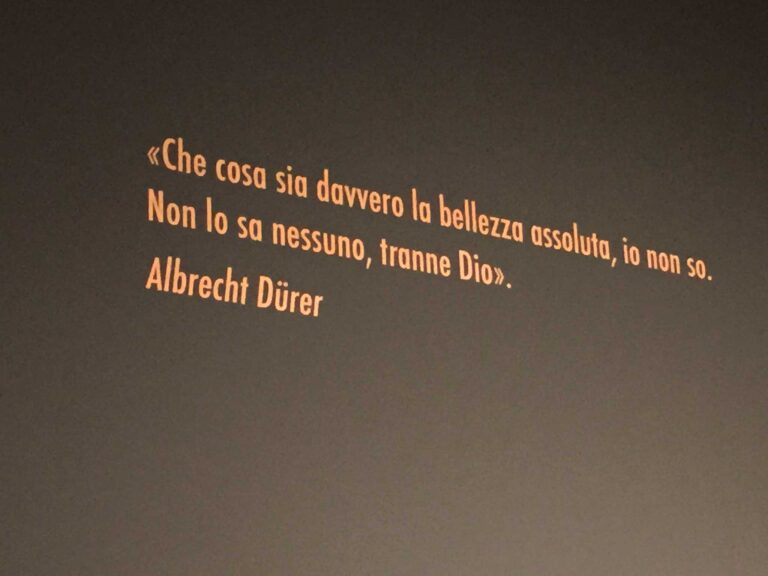 Mixer supports art the Durer exhibition: vote the project