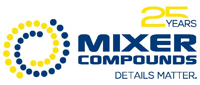 Logo Mixer 25° anniversary