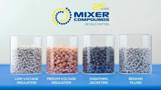 Italian experience in compounds Mixer new campaign 2021