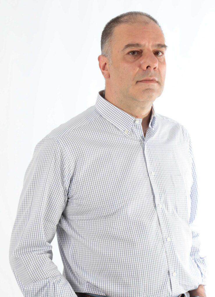 Sergio Todeschini, Sales Director